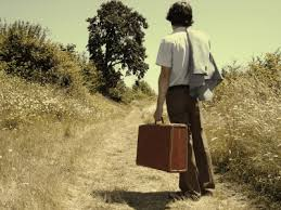 moving out and moving on with your life